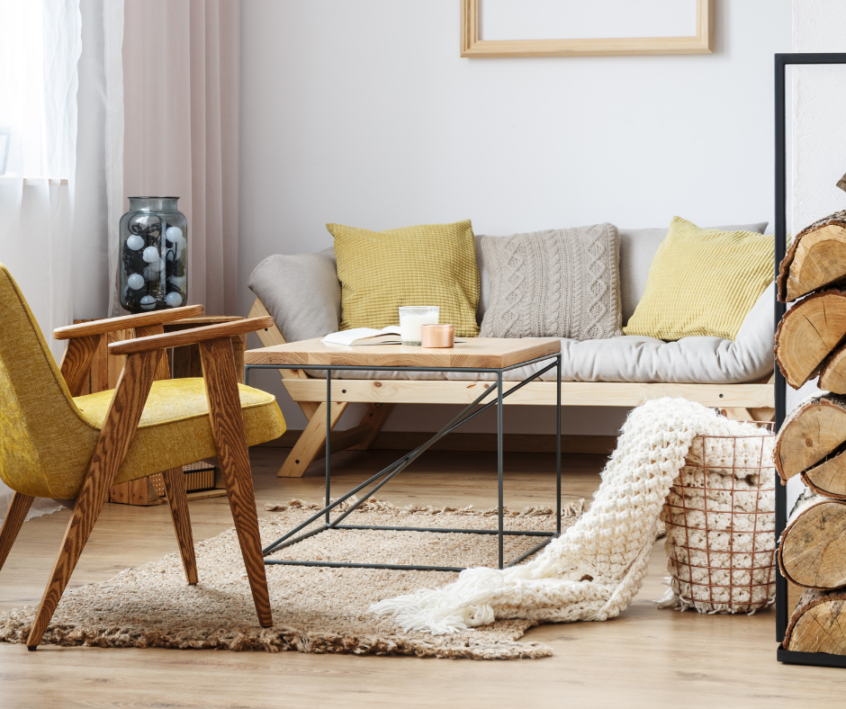 image of living room interior